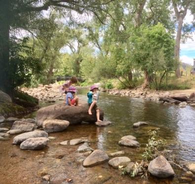 Boulder Creek wanderings