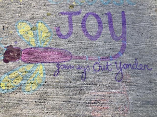 Sidewalk JOY logo
